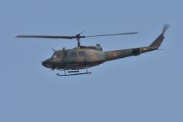 qooさんが、高松空港で撮影した陸上自衛隊 UH-1Jの航空フォト(飛行機 写真・画像)