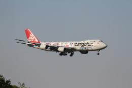 ベリックさんが、成田国際空港で撮影したカーゴルクス 747-8R7F/SCDの航空フォト(飛行機 写真・画像)