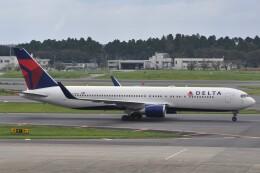 Flying A340さんが、成田国際空港で撮影したデルタ航空 767-332/ERの航空フォト(飛行機 写真・画像)