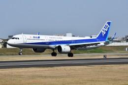 k-spotterさんが、伊丹空港で撮影した全日空 A321-272Nの航空フォト(飛行機 写真・画像)