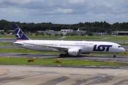 Flying A340さんが、成田国際空港で撮影したLOTポーランド航空 787-9の航空フォト(飛行機 写真・画像)