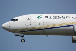 西麻布と焼売弁当さんが、成田国際空港で撮影した中国郵政航空 737-8Q8(BCF)の航空フォト(飛行機 写真・画像)
