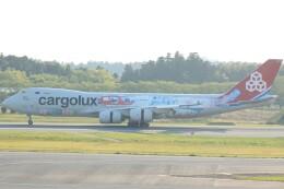 cassiopeiaさんが、成田国際空港で撮影したカーゴルクス 747-8R7F/SCDの航空フォト(飛行機 写真・画像)