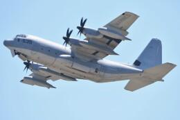 デルタおA330さんが、横田基地で撮影したアメリカ海兵隊 KC-130J Herculesの航空フォト(飛行機 写真・画像)