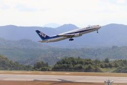 kan787allさんが、広島空港で撮影した全日空 767-381の航空フォト(飛行機 写真・画像)