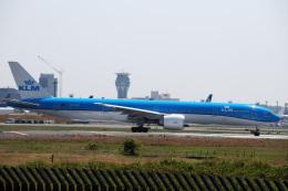 アルビレオさんが、成田国際空港で撮影したKLMオランダ航空 777-306/ERの航空フォト(飛行機 写真・画像)