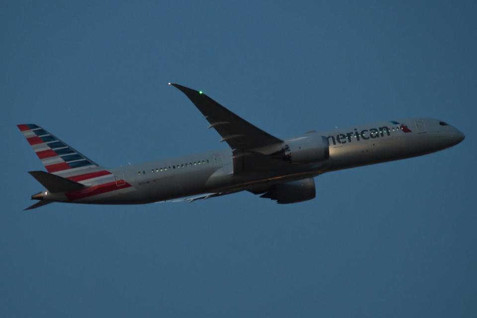 木人さんのアメリカン航空 Boeing 787-9 (N830AN) 航空フォト