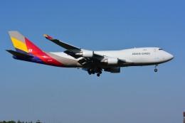 sin747さんが、成田国際空港で撮影したアシアナ航空 747-48EF/SCDの航空フォト(飛行機 写真・画像)