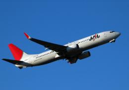 航空フォト:JA303J 日本航空 737-800