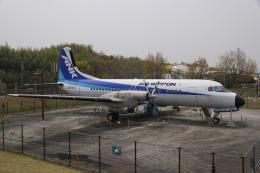 神宮寺ももさんが、高松空港で撮影したエアーニッポン YS-11A-500の航空フォト(飛行機 写真・画像)