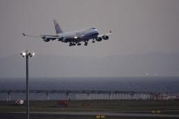planetさんが、中部国際空港で撮影したチャイナエアライン 747-409F/SCDの航空フォト(飛行機 写真・画像)