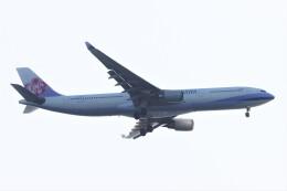 JUTENさんが、中部国際空港で撮影したチャイナエアライン A330-302の航空フォト(飛行機 写真・画像)