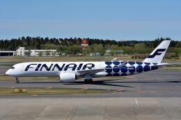 サンドバンクさんが、成田国際空港で撮影したフィンエアー A350-941の航空フォト(飛行機 写真・画像)