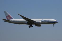 アルビレオさんが、成田国際空港で撮影したチャイナエアライン 777-Fの航空フォト(飛行機 写真・画像)