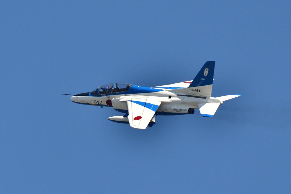 フォト太郎さんの航空自衛隊 Kawasaki T-4 (36-5697) 航空フォト
