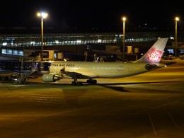 ukokkeiさんが、中部国際空港で撮影したチャイナエアライン A330-302の航空フォト(飛行機 写真・画像)