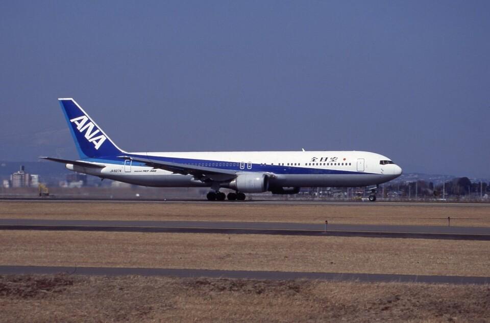 kumagorouさんの全日空 Boeing 767-300 (JA8274) 航空フォト