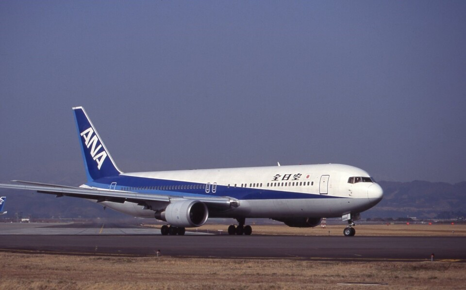 kumagorouさんの全日空 Boeing 767-300 (JA8669) 航空フォト