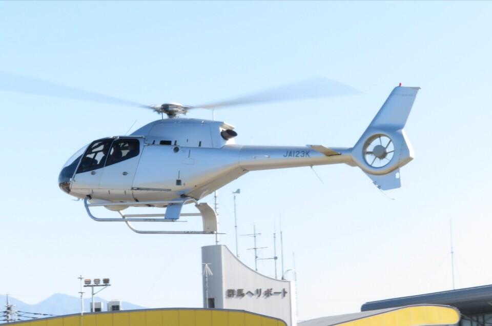 redarrowさんの日本法人所有 Eurocopter EC120 Colibri (JA123K) 航空フォト