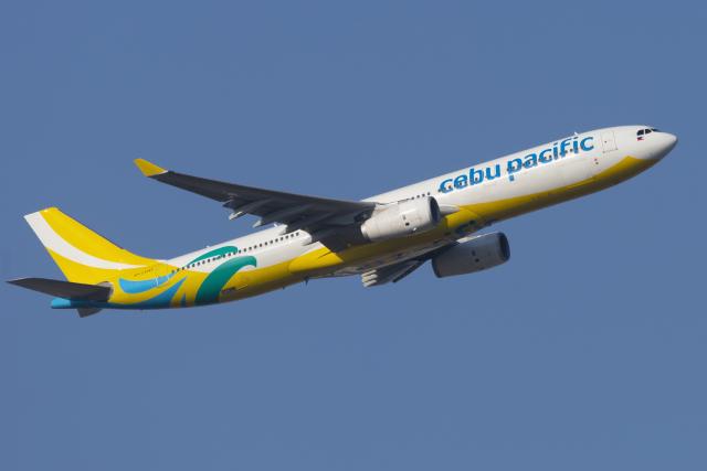 mameshibaさんが、成田国際空港で撮影したセブパシフィック航空 A330-343Xの航空フォト(飛行機 写真・画像)