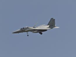 jp arrowさんが、岐阜基地で撮影した航空自衛隊 F-15DJ Eagleの航空フォト(飛行機 写真・画像)