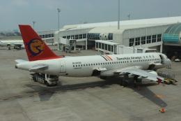 Rsaさんが、高雄国際空港で撮影したトランスアジア航空 A320-232の航空フォト(飛行機 写真・画像)
