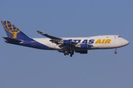 mameshibaさんが、成田国際空港で撮影したアトラス航空 747-47UF/SCDの航空フォト(飛行機 写真・画像)