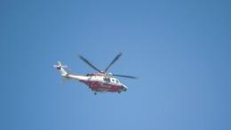 IOPさんが、茅ケ崎で撮影した横浜市消防航空隊 AW139の航空フォト(飛行機 写真・画像)