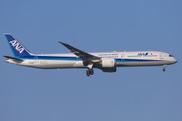 mameshibaさんが、成田国際空港で撮影した全日空 787-10の航空フォト(飛行機 写真・画像)