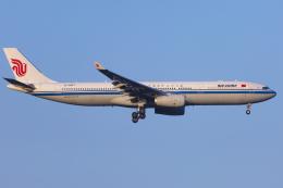 mameshibaさんが、成田国際空港で撮影した中国国際航空 A330-343Xの航空フォト(飛行機 写真・画像)