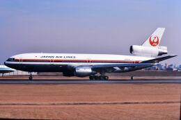 パール大山さんが、伊丹空港で撮影した日本航空 DC-10-40Iの航空フォト(飛行機 写真・画像)