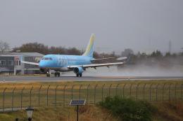 乙事さんが、松本空港で撮影したフジドリームエアラインズ ERJ-170-100 (ERJ-170STD)の航空フォト(飛行機 写真・画像)