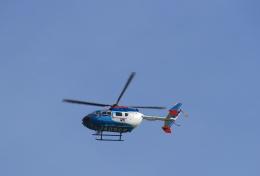 LEVEL789さんが、岡山空港で撮影した中日新聞社 BK117C-2の航空フォト(飛行機 写真・画像)