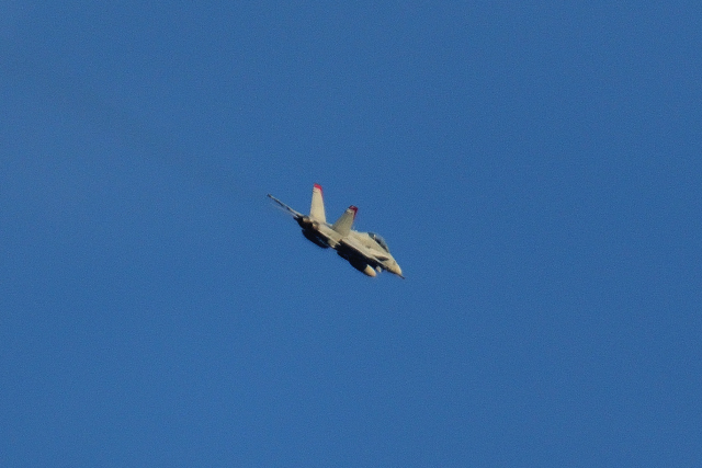 NFファンさんが、厚木飛行場で撮影したアメリカ海軍 F/A-18D Hornetの航空フォト(飛行機 写真・画像)