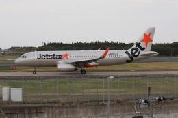 sky-spotterさんが、成田国際空港で撮影したジェットスター・ジャパン A320-232の航空フォト(飛行機 写真・画像)