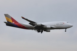 sky-spotterさんが、成田国際空港で撮影したアシアナ航空 747-48EM(BDSF)の航空フォト(飛行機 写真・画像)