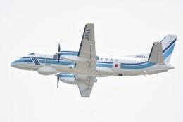 M.Tさんが、関西国際空港で撮影した海上保安庁 340B/Plus SAR-200の航空フォト(飛行機 写真・画像)