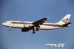 tassさんが、成田国際空港で撮影したタイ国際航空 A300B4-622Rの航空フォト(飛行機 写真・画像)