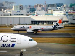 まいけるさんが、福岡空港で撮影したジェットスター・ジャパン A320-232の航空フォト(飛行機 写真・画像)