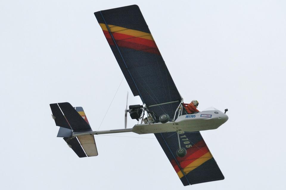 senyoさんの野田フライング倶楽部 (JR1705) 航空フォト