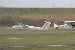 senyoさんが、関宿滑空場で撮影した日本個人所有 L-23 Super Blanikの航空フォト(飛行機 写真・画像)