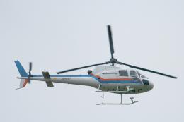 senyoさんが、関宿滑空場で撮影した東邦航空 AS350B Ecureuilの航空フォト(飛行機 写真・画像)