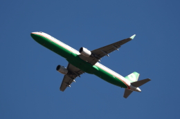 TAKAHIDEさんが、成田国際空港で撮影したエバー航空 A321-211の航空フォト(飛行機 写真・画像)