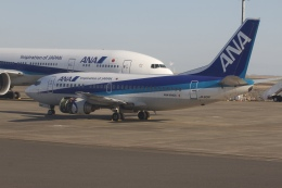 344さんが、羽田空港で撮影した全日空 737-54Kの航空フォト(飛行機 写真・画像)