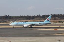 344さんが、成田国際空港で撮影した大韓航空 727-281の航空フォト(飛行機 写真・画像)