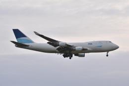 LEGACY-747さんが、成田国際空港で撮影したASLエアラインズ・ベルギー 747-409F/SCDの航空フォト(飛行機 写真・画像)
