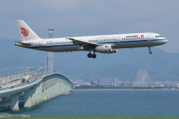Deepさんが、関西国際空港で撮影した中国国際航空 A321-232の航空フォト(飛行機 写真・画像)