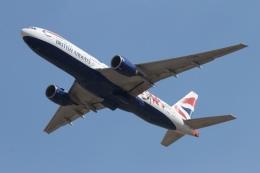 344さんが、成田国際空港で撮影したブリティッシュ・エアウェイズ 777-236/ERの航空フォト(飛行機 写真・画像)