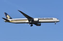 Deepさんが、成田国際空港で撮影したシンガポール航空 787-10の航空フォト(飛行機 写真・画像)