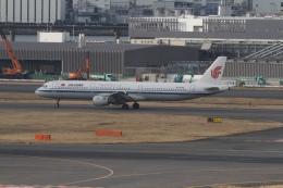 344さんが、羽田空港で撮影した中国国際航空 A321-213の航空フォト(飛行機 写真・画像)